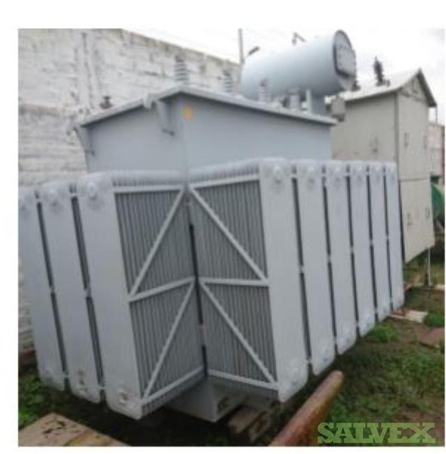 INATRA Oil Transformer 031331272 ANSI