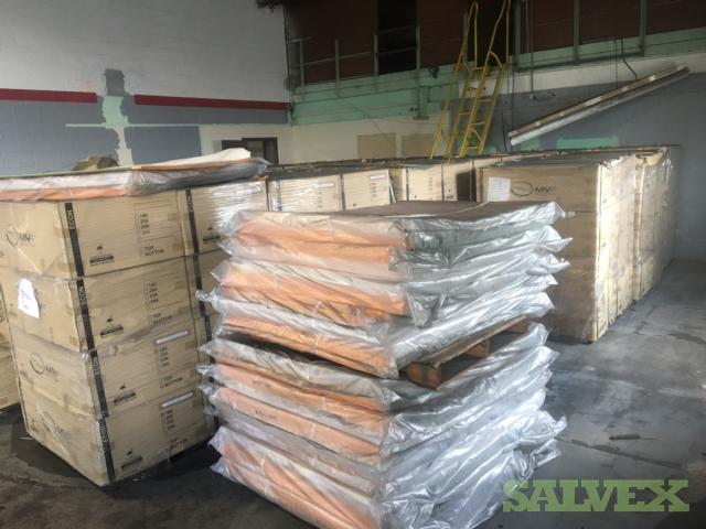Flexitanks and Accessories - for Bulk Liquid Cargo Shipments (2 Truckloads / 720 Items)