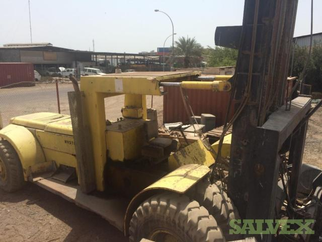 Hyster w/ Extra Reconditioned Engine