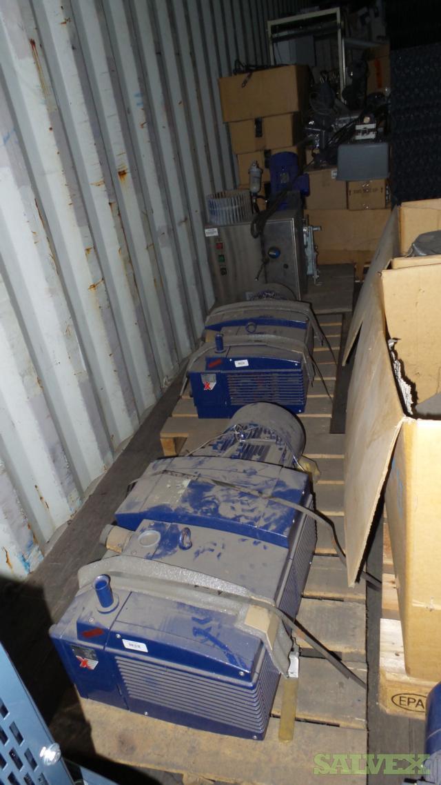 Becker Surplus Blowers (6 Units)