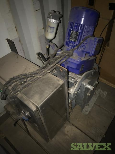 Vogelsang Macerator Waste Grinder Pump 1500 kw