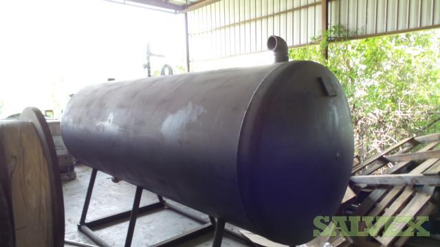 Oil Water Separator Tank 125 psi