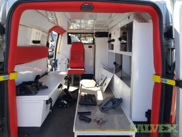 Ambulance Equipment For Ambulance Conversion