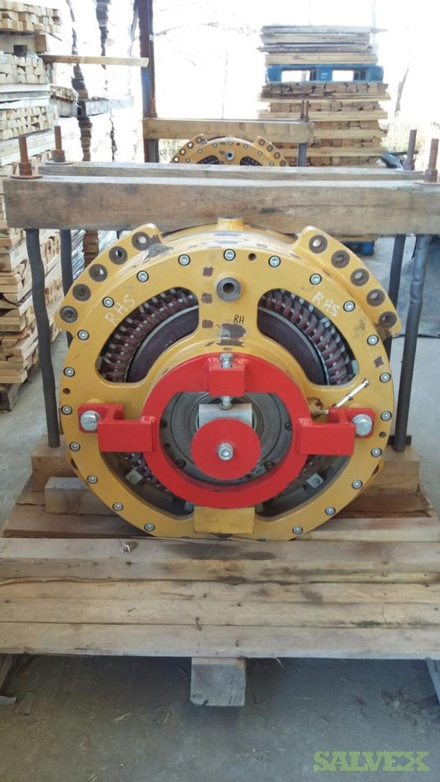 CAT Traction Motors for CAT MT 4400 AC & 753 Mining Trucks  (2 Units)