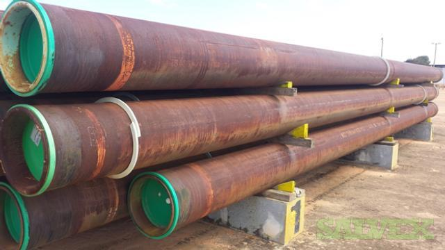 16 84.00# N80 TSH 521 R3 Surplus Casing (3,685 Feet)