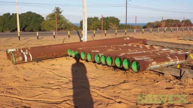 3 1/2 12.70# L80 TMS R2 Surplus Tubing (13,480 Feet)
