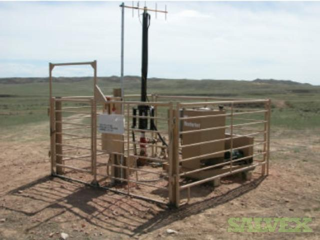 Weatherford Hydraulic Pumping Units (9 Units)