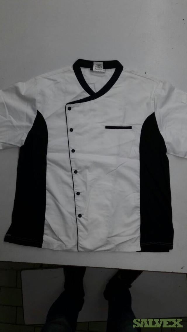 Chef Wear(Coat/Pant) Separates (10,000 Units)