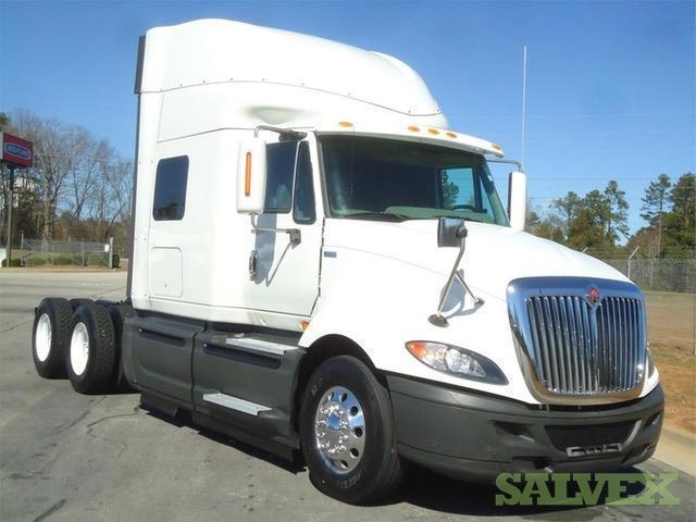 2014 International Prostar Trucks (10 units)