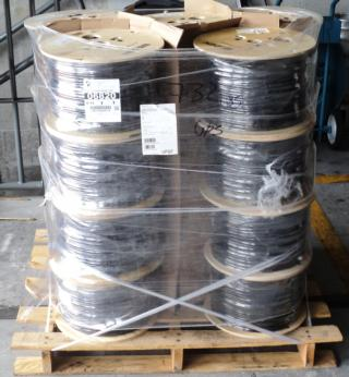 Stainless Steel Wire Rope (18 spools) | Salvex
