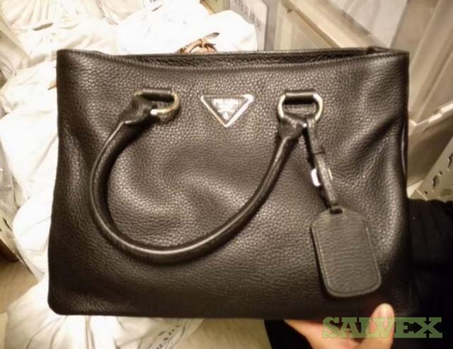 100% Authentic PRADA Handbags (55 Units)
