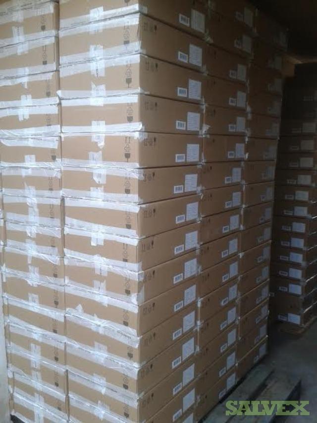 German Energy-Saving Halogen Eco Bulbs (180 Boxes)