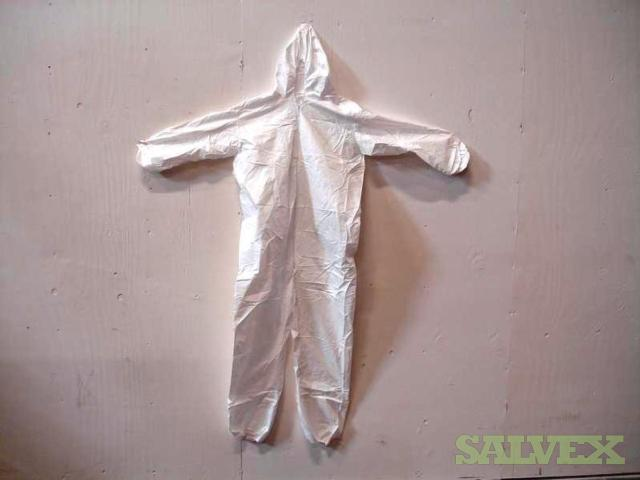 Lakeland Micromax Disposable Style TG428 Coveralls with Hood (91,000 Pieces)