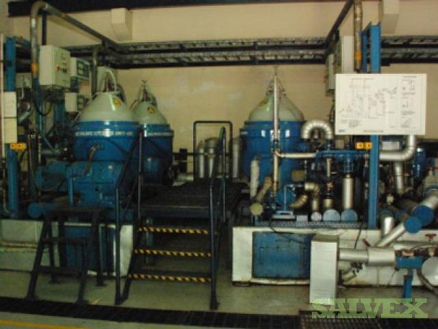 Wartsila 18V46 Complete Thermal Plant 106 MW