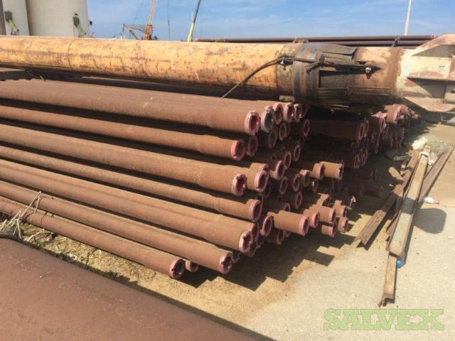 3 1/2 12.9# Q125 BTS-6 R2 Surplus Tubing (16,860 Feet)