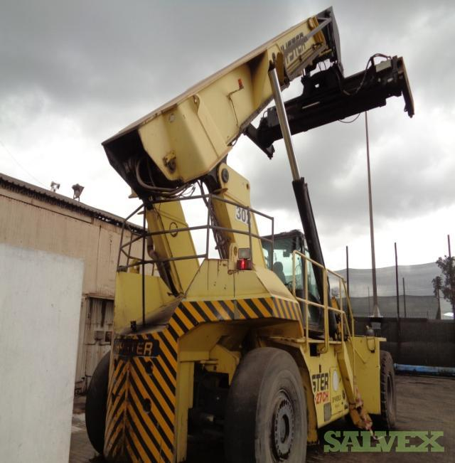 Hyster H18.00XM-12EC Container Handler 2008