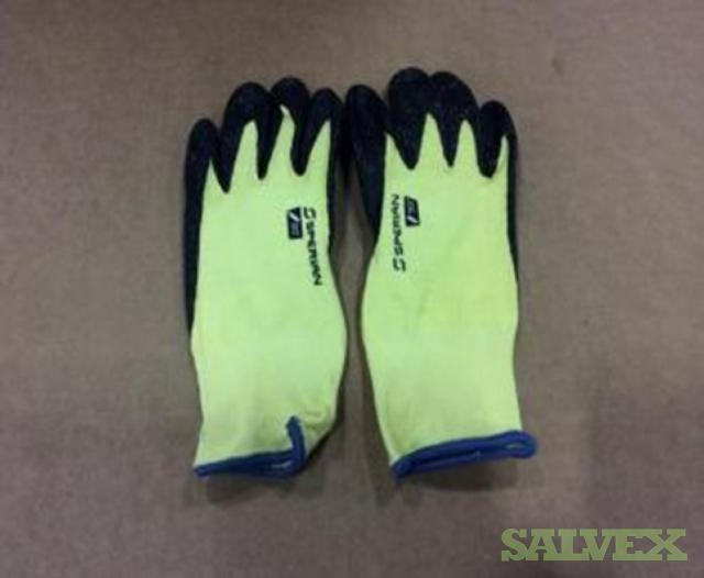 Gloves and Safety Glasses (33800 Units)