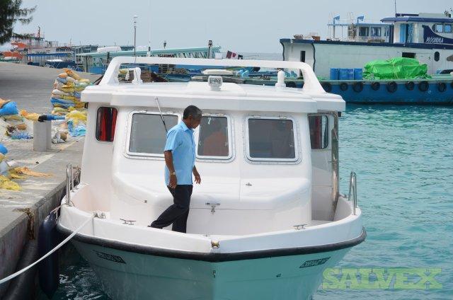 2008 Fiberglass Passenger Speed Boat/ Ferry  Boat