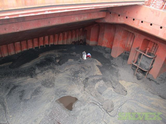 Seawater Soaked Coal - 17,596 MT