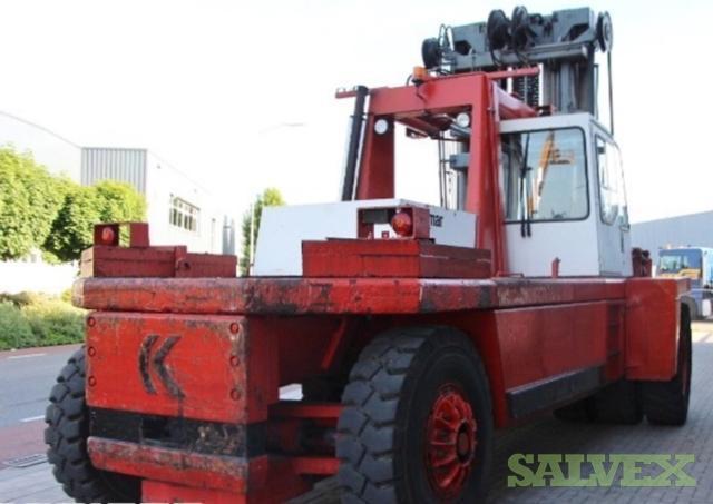 1979/1982  Kalmar  Forklift (2 Units)