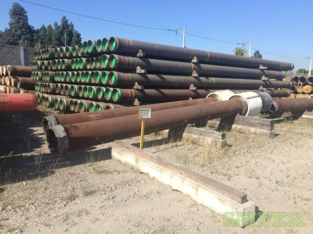 16 82.05# L80 TSH 521 R3 Surplus Casing (3,720 Feet)