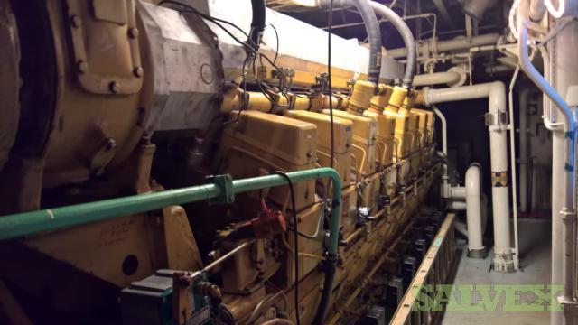 CAT 3616 Diesel Engine- 3,677 kW