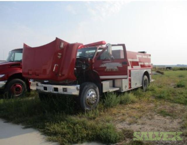 2001 Danko Tanker/ CAT Engine (2000 Gallon Tank) **Low Mileage**