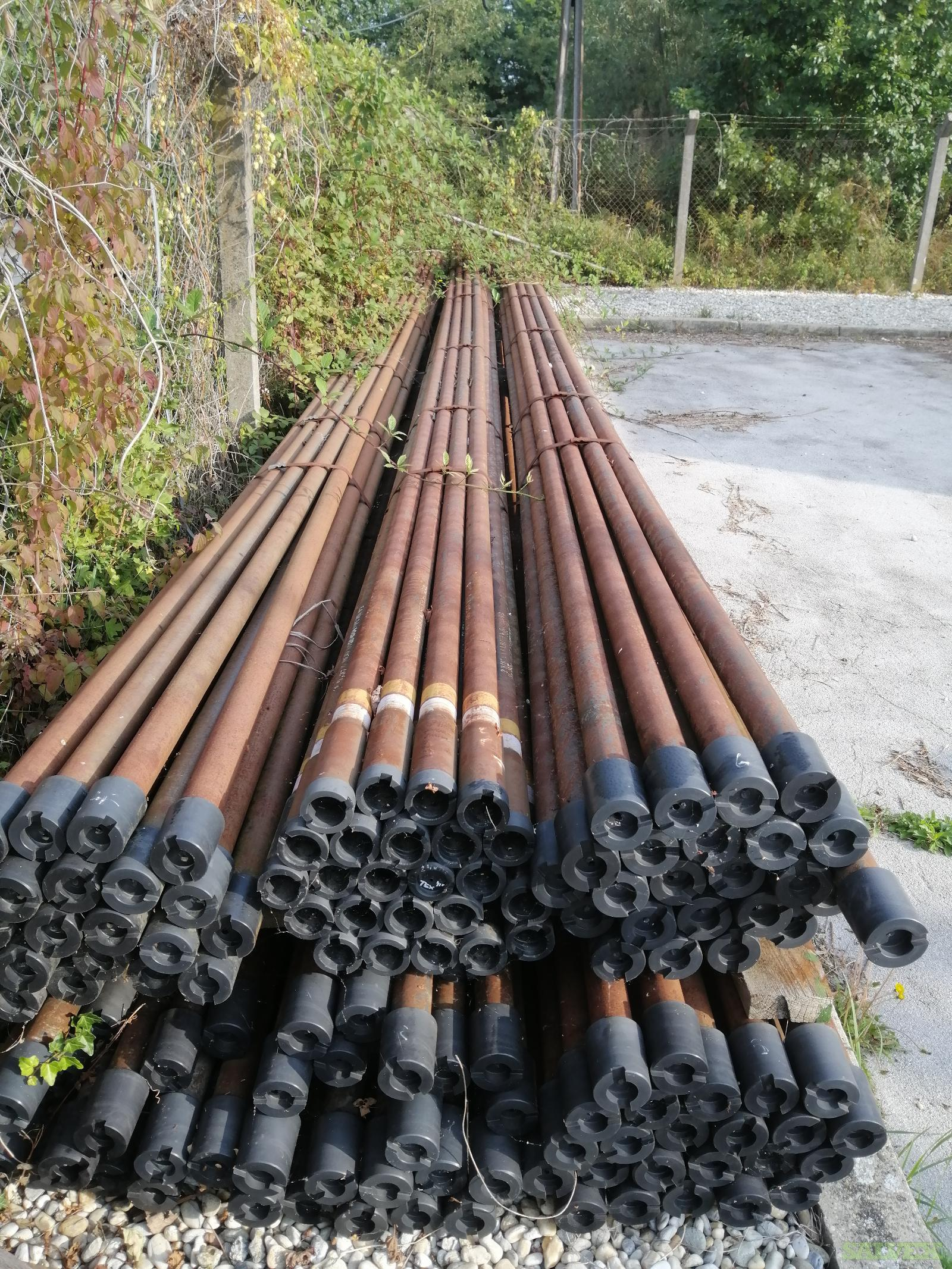 2 3/8 4.60# L80 Techniseal R2 Surplus Tubing (4,134 Feet / 9 Metric Tons)