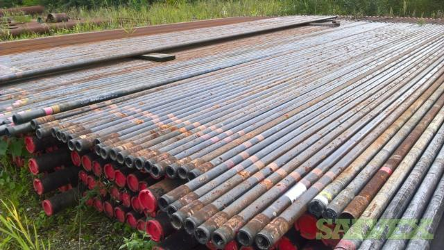 2 3/8 4.60# L80 VAGT Surplus Tubing (3,123 Feet)