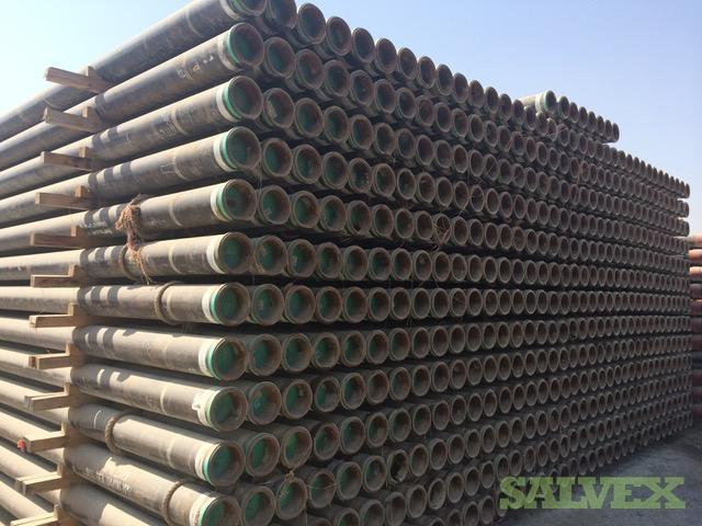 7 5/8 52.8# T95 AB STL R3 Surplus Casing (46,500 Feet)