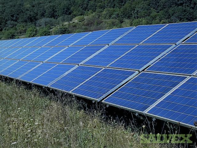 1 MW Solar Park (Total Complete)