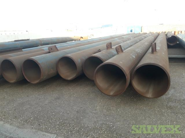 36 1.500WT Surplus Line Pipe (669 Feet / 167.95 Metric Tons)
