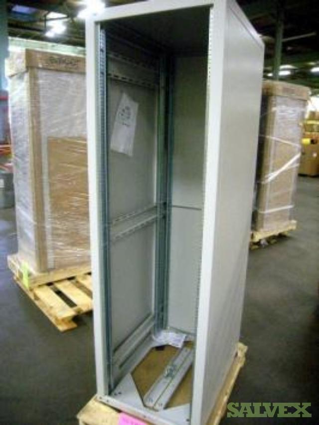 Seismic Rated Enclosure Racks-Electronic Equipment Cabinets-Data Center Racks (10 Units)
