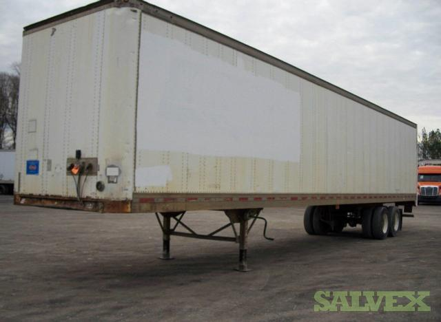 1996 Trailmobile Trailer Van (48 ft)