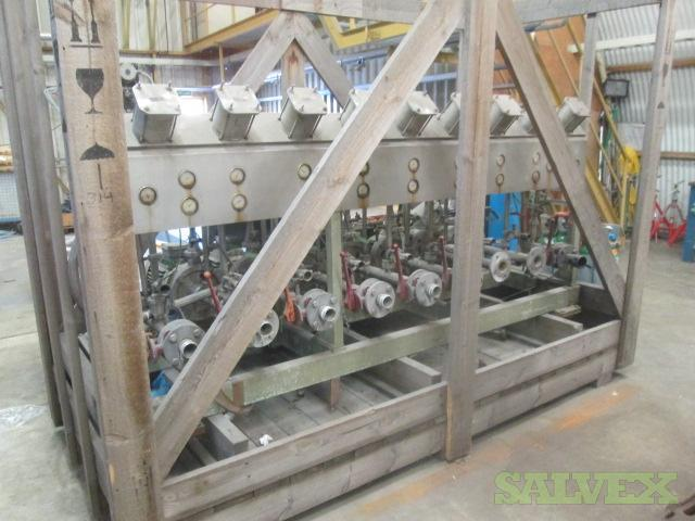 NIVOBA Hydrocyclone Separator Test Unit (1 Unit )