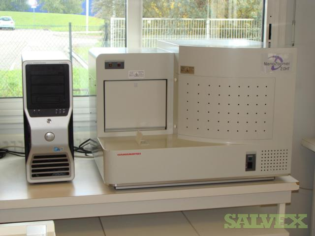 Hamamatsu Nanozoomer 2.0 HT Digital Slide Scanner 2008 (for Medical Research)