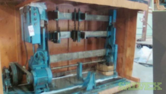 Plywood Stitching Machines (2 Units)