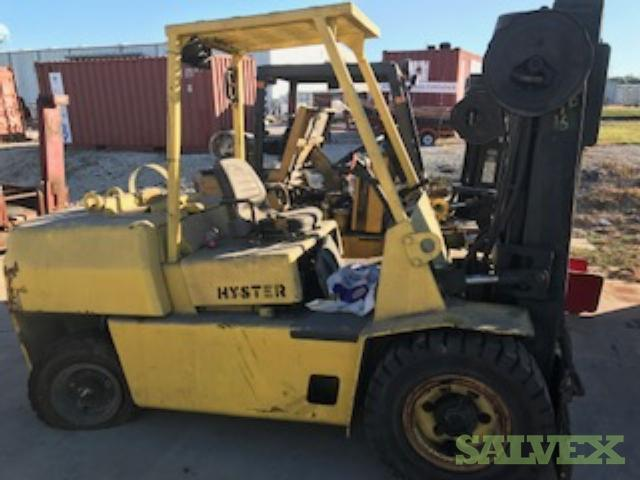 Hyster H100XLBS Forklift 1989