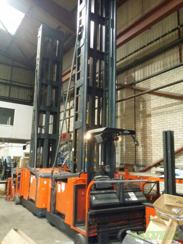 Linde Warehouse Reach Stackers 2003 (2 Units)
