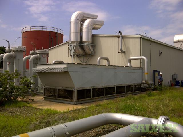 Air Cooler and Compressor