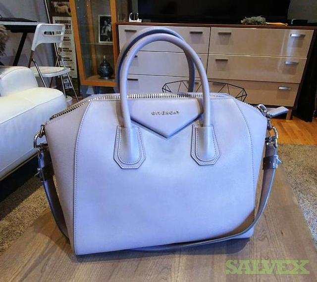 Givenchy Duffel Bag & Chanel Handbag (2 Handbags)