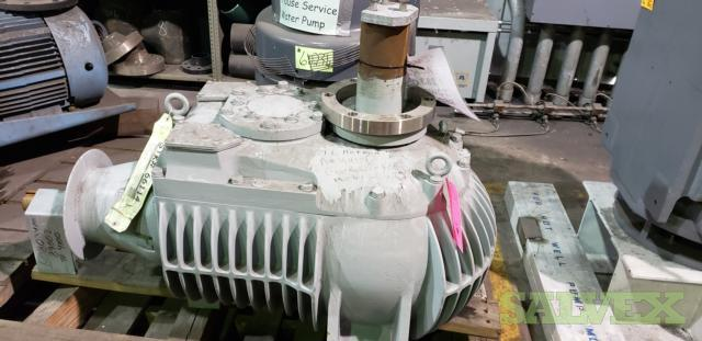 Westinghouse Electric Motor, Gear Reducers, Gardner Denver Blower, Marley Cooling Tower and Rotary Valve (6 Items)