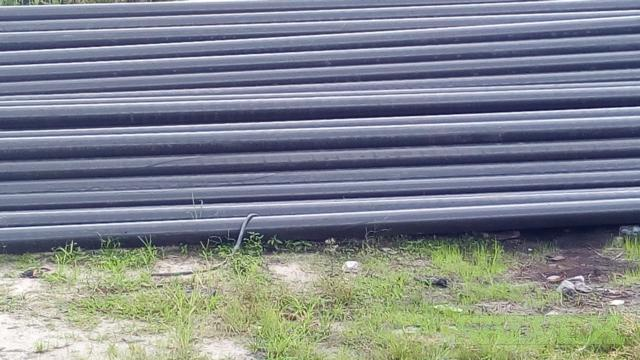 4 .389WT X50 3LPE Surplus Line Pipe (7,923 Feet)