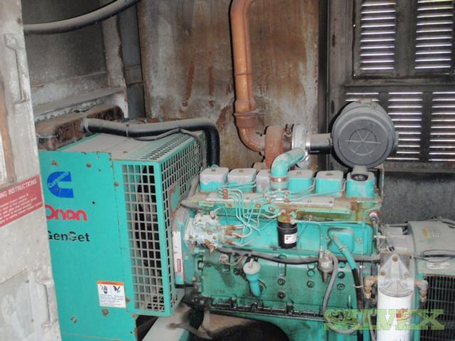 Cummins Gensets - 75 kW (3 units)