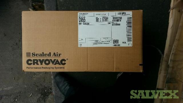 Cryovac Sealed Air, D955 60 Gauge