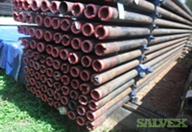 3 1/2 9.2# N80 JFE BEAR R2 Surplus Tubing (2,790 Feet)