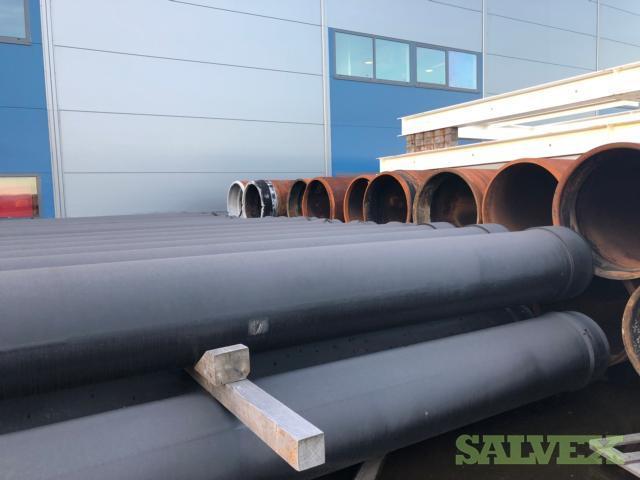 20 .812WT X65M H90D Surplus Line Pipe (2,370 Feet)