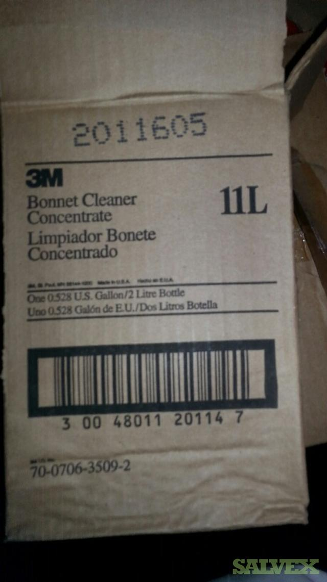 3M Bonnet Cleaner 45 Cases of 6