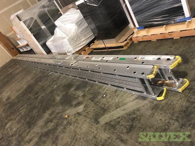 Werner Scaffold Planks, Part# 2424 Aluminum Stage 24' x 14