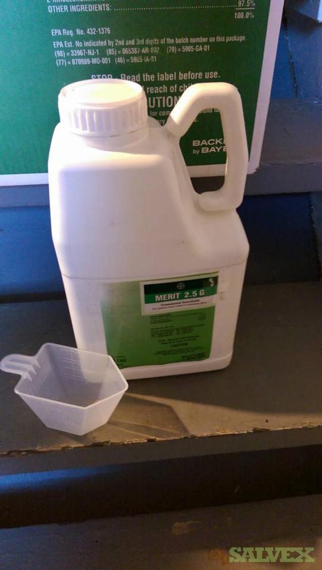 LESCO Merit 2.5 Granular Ornamental Pesticide (92 Units)
